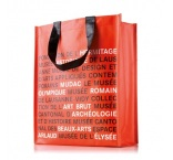 MO4060 - Vertical shopping bag. Min 1.000 pcs